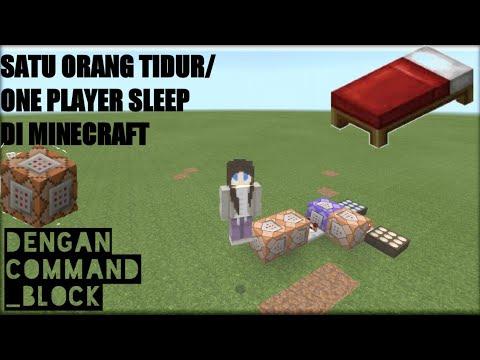 cara-membuat-'satu-orang-tidur'-di-minecraft-pe/pc