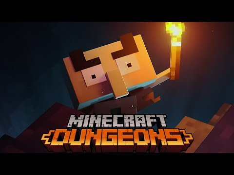 What IS this?!? |  Exploring the NEW Minecraft Dungeons Game! |