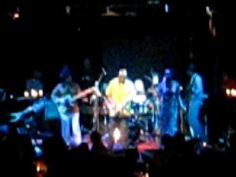Manu Dibango Live Athens@Gazarte