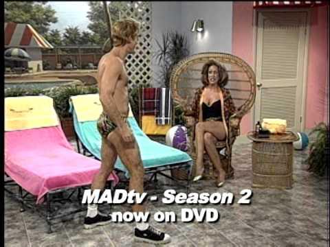 MADtv: Season 2 34 Cabana Chat with Dixie Wetsworth 1996