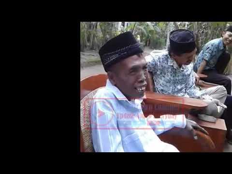 Lucu Banget ,Orang Tua Nyanyi Lagu Garuda Pancasila