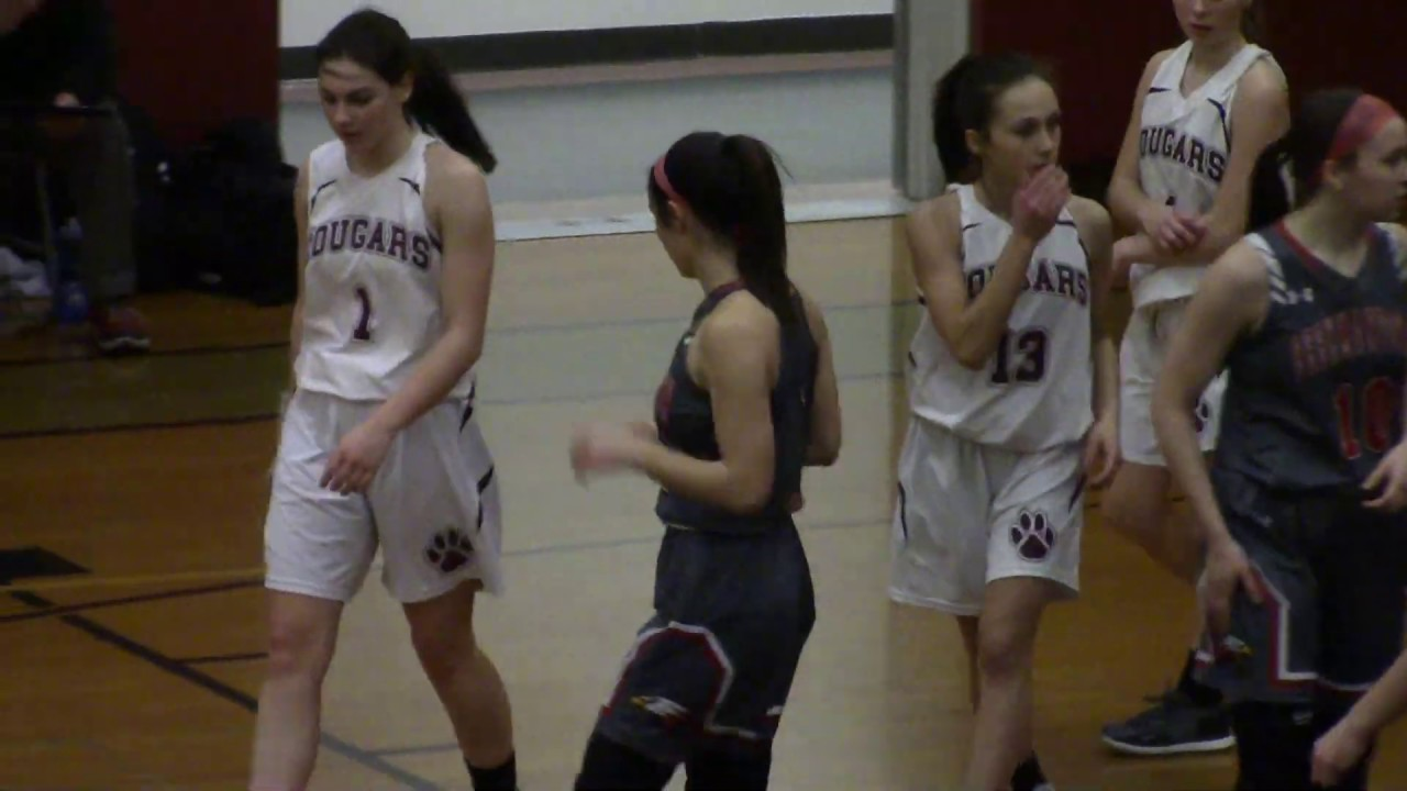 NCCS - Beekmantown Girls  1-24-19