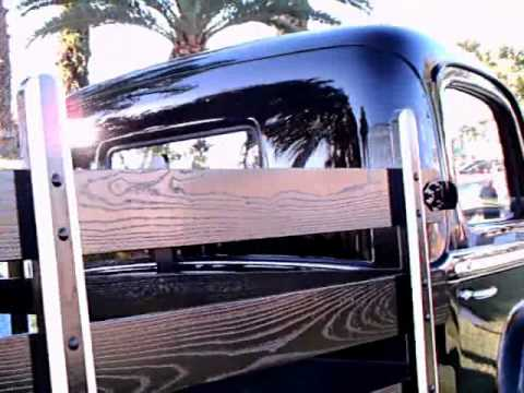 1942 Ford Stakebed truck