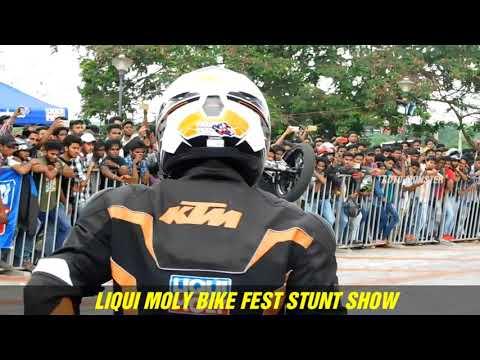 LIQUI MOLY BIKE FEST 2018 || STUNT SHOW PART 2