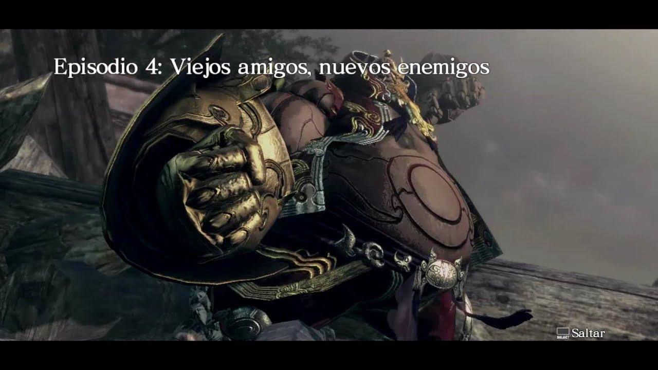 4 Viejos episodio 4: viejos amigos, nuevos enemigos. / asura's wrath #4