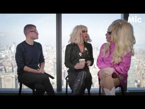 Cover Lagu Trixie and Katya take down 2017's most controversial figures STAFABAND
