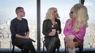 Trixie and Katya take down 2017's most controversial figures