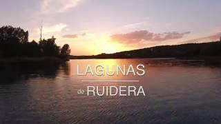 Lagunas de Ruidera a vista de pájaro