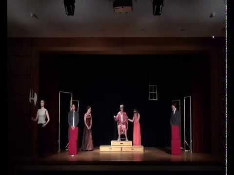 Le Roi se Meurt  Eugne Ionesco  Lyce LouisleGrand 20132014  YouTube