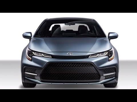 2020 Toyota Corolla Release