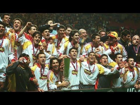 Galatasaray UEFA Kupası Şampiyonluğu