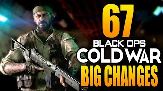 Black Ops Cold War: 67 Big Changes In The Beta Update
