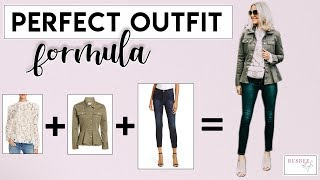How To Put Together The Perfect Fall Outfit