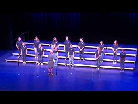 New Prairie Middle School 8th Grade Choir Informance