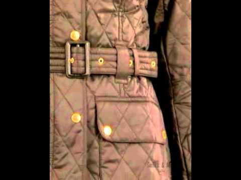 Women's Barbour Lightweight International Quilted Jacket
