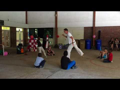 Capoeira Debussy
