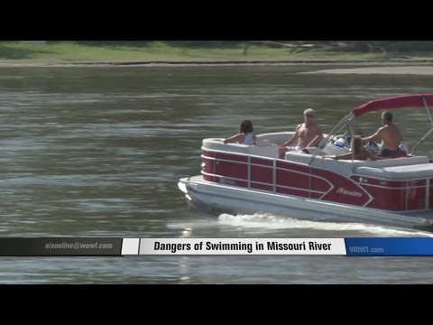 Dangers of Swimming In Missouri River