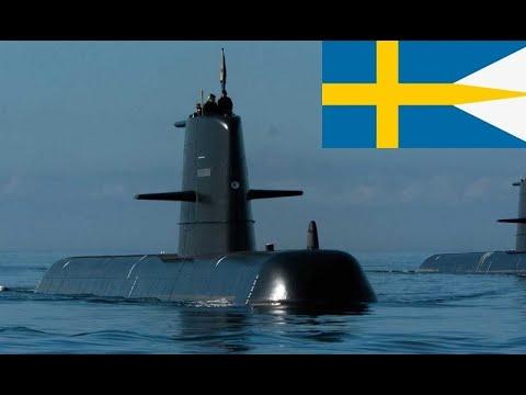 Submarinos Suecos:  Eficientes, Furtivos Y Confiables.