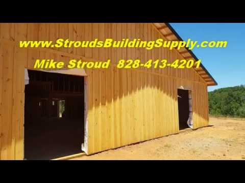 STEEL TRUSSES Best Building Kits AMERICAN MADE Pole Barns