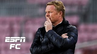 Barcelona struggling because Ronald Koeman DOESN'T HAVE A PLAN - Juliens Laurens | ESPN FC