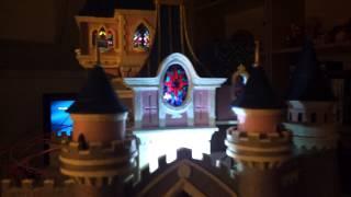 Lighting Sleeping Beauty Castle Mini Disneyland