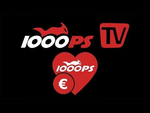 1000PS YouTube Kanal - Noch mehr Vielfalt gewünscht? Support via Patreon nun möglich!
