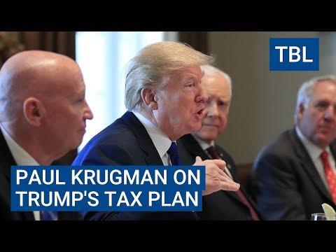 A Nobel Prize-winning economist says Trump's tax plan won't crash the economy