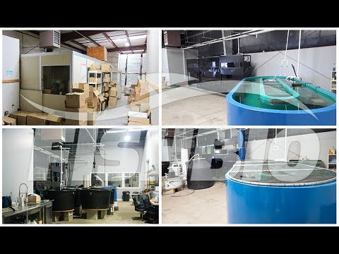 The Evolution Of The FISHBIO Fish Lab