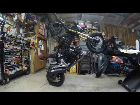 #EndTheGromTick | Putting an end to the Oil Stave Problem | Honda Grom |  Garage Testing