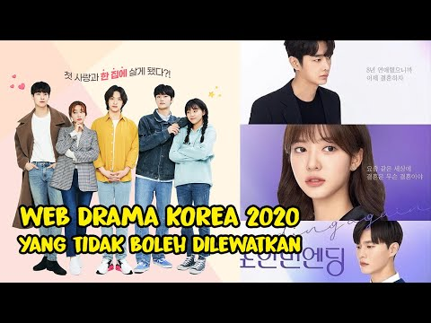 HARUS BANGET NONTON! 8 WEB DRAMA KOREA TERBAIK DI PARUH AWAL 2020