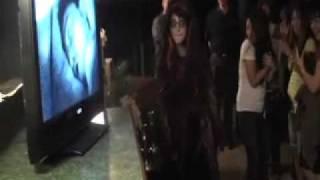 """2010 Haunted Lagoon """"Sneak Peak""""-Guests Reactions"""