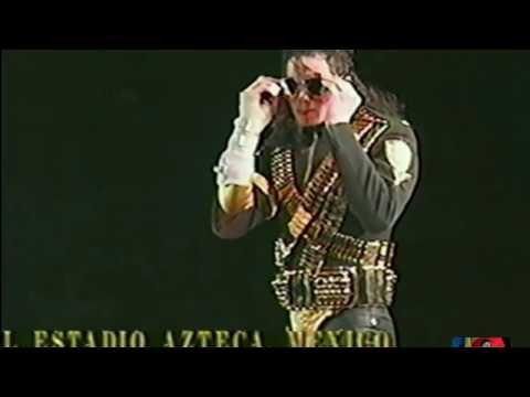 Michael Jackson Dangerous World Tour Live In Mexico 1993 60FPS