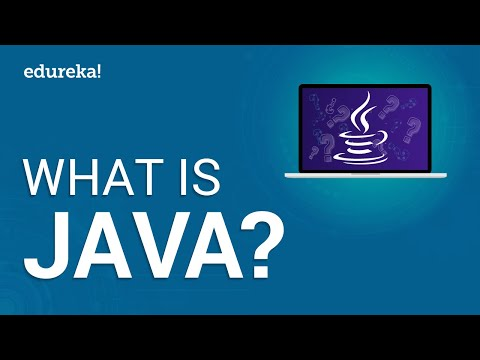 what-is-java-|-java-tutorial-for-beginners-|-learn-java-|-java-online-training-|-edureka