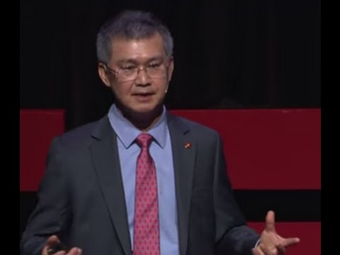 Cancer and strawberry birthmark: a revolutionary approach | Dr. Swee Tan | TEDxChristchurch