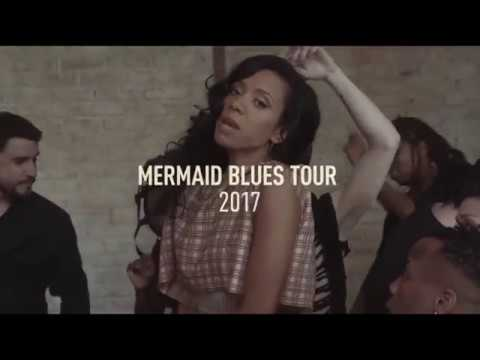 Y'akoto - Mermaid Blues Tour 2017 (Official Trailer)