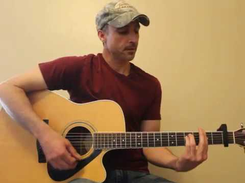 Get To You - Michael Ray - Guitar Lesson | Tutorial