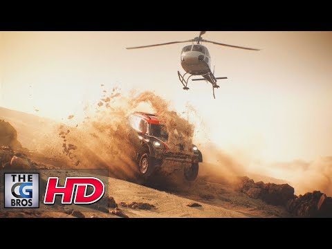 """CGI 3D Animated Trailers: """"Dakar 18"""" - by RealtimeUK"""