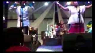 Winnie Mashaba  - O Mohau Live in Botswana
