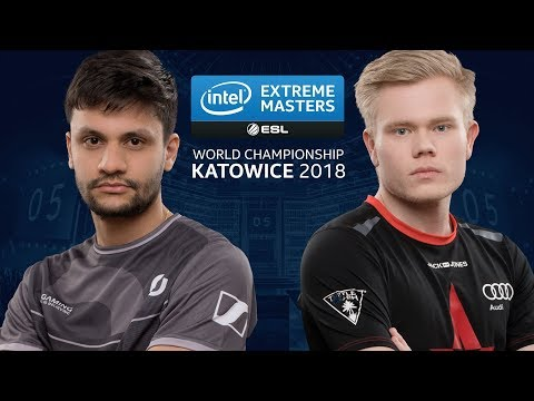 CS:GO - SK Gaming vs. Astralis [Mirage] Map 2 - UB Semi Group A - IEM Katowice 2018