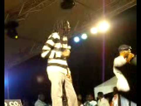 Beres & Buju in Trinidad March 2008