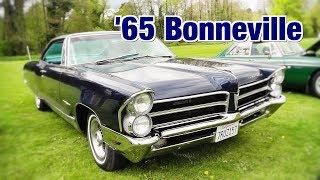1965 Pontiac Bonneville, 2-Door Hardtop