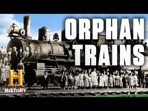 Orphan Trains Rescued New York's Homeless Children | History