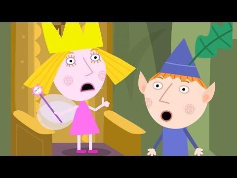 Ben y Holly en Español 🍦La Reina Holly | HD | Dibujos Animados