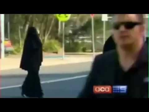 Supervillain Niqab Funny