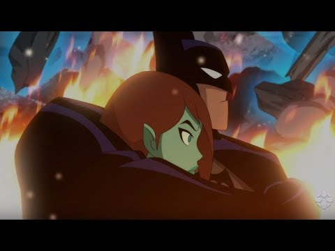 Every DCAU Movie RANKED!