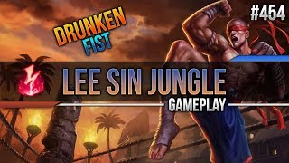 Lee (jungle): drunken fist #454 [league of legends] [deutsch / german]