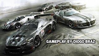 GRID Chevrolet Corvette C5-R Gameplay arround Istanbul Park