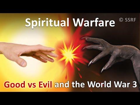 Spiritual Warfare: Good vs Evil and World War 3 - YouTube