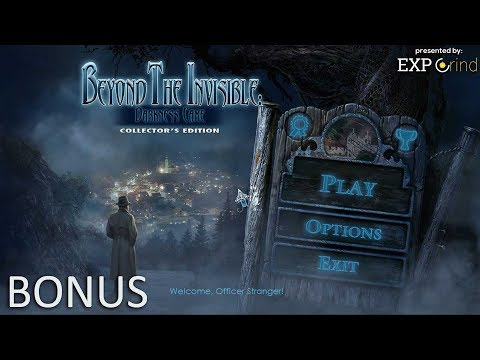 Beyond the Invisible: Darkness Came GAMEPLAY Bonus - Hidden Object Game WALKTHROUGH - STEAM PC