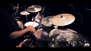 Anup Sastry - I Am Giant - Purple Heart Drum Cover